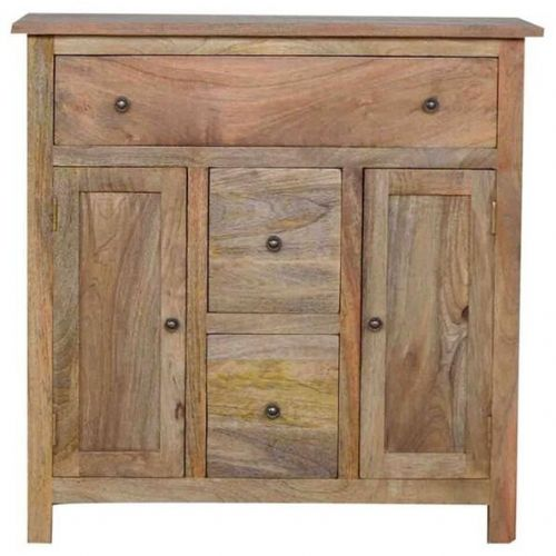 Mango Wood 2 Door 3 Drawer Sideboard